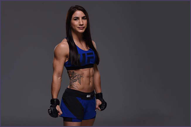 Tecia Torres.  Photo Credit: Michael Roach