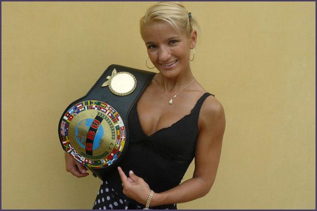 Krisztina Belinszky Boxing