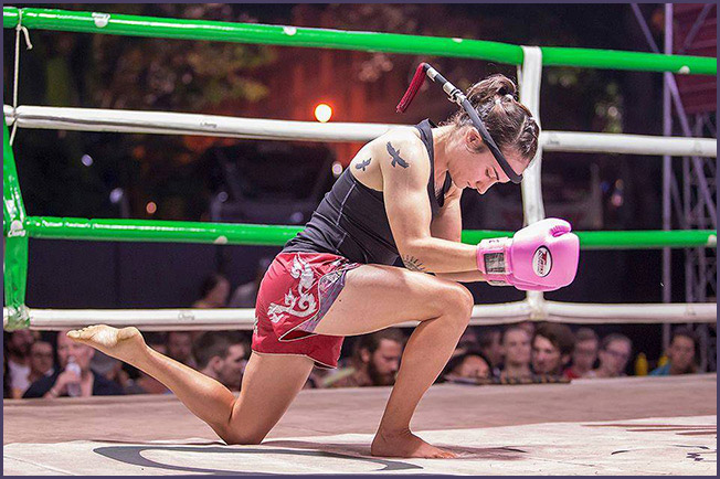 Photo Credit: Michael White for Muay Thai Photography