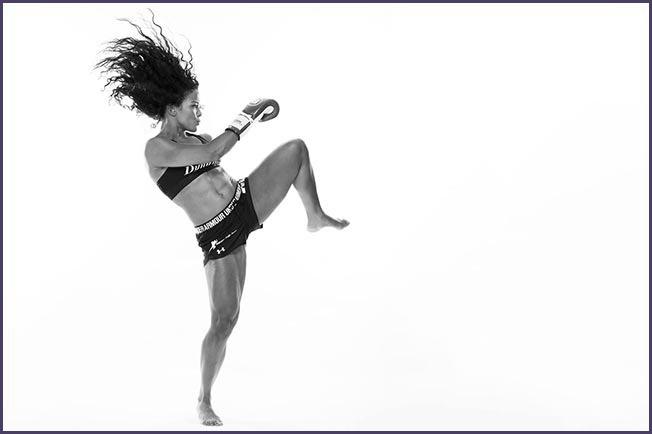 Denise Kielholtz. Photo Credit: Eric Coleman for Bellator