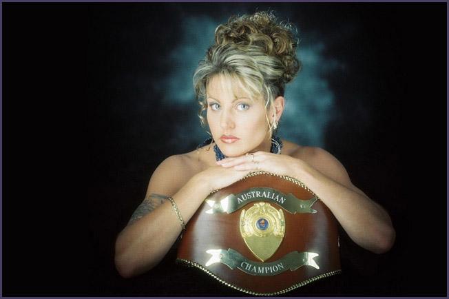 Karen 'Bullet' Williams 02