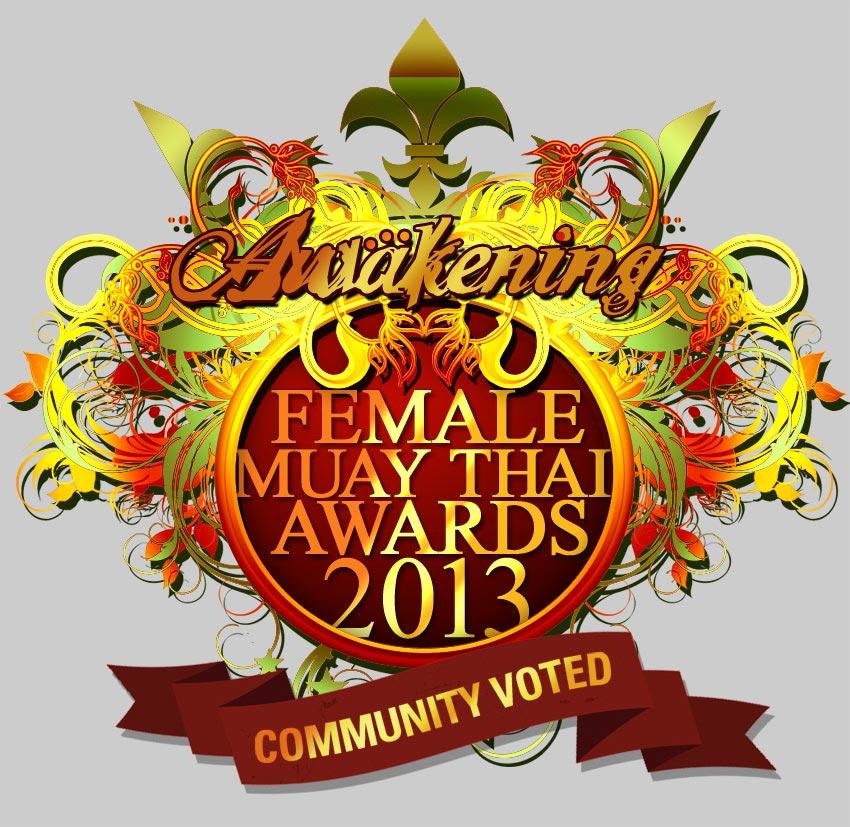 Awakening Female Muay Thai Awards 2013