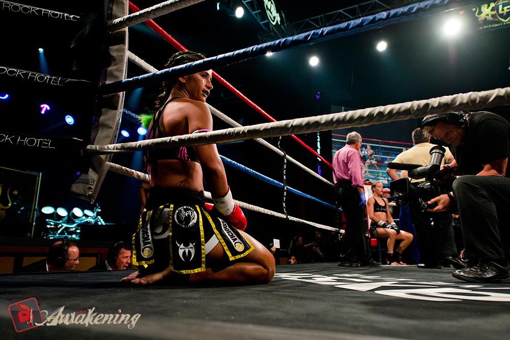 Female Muay Thai 2013 Awards
