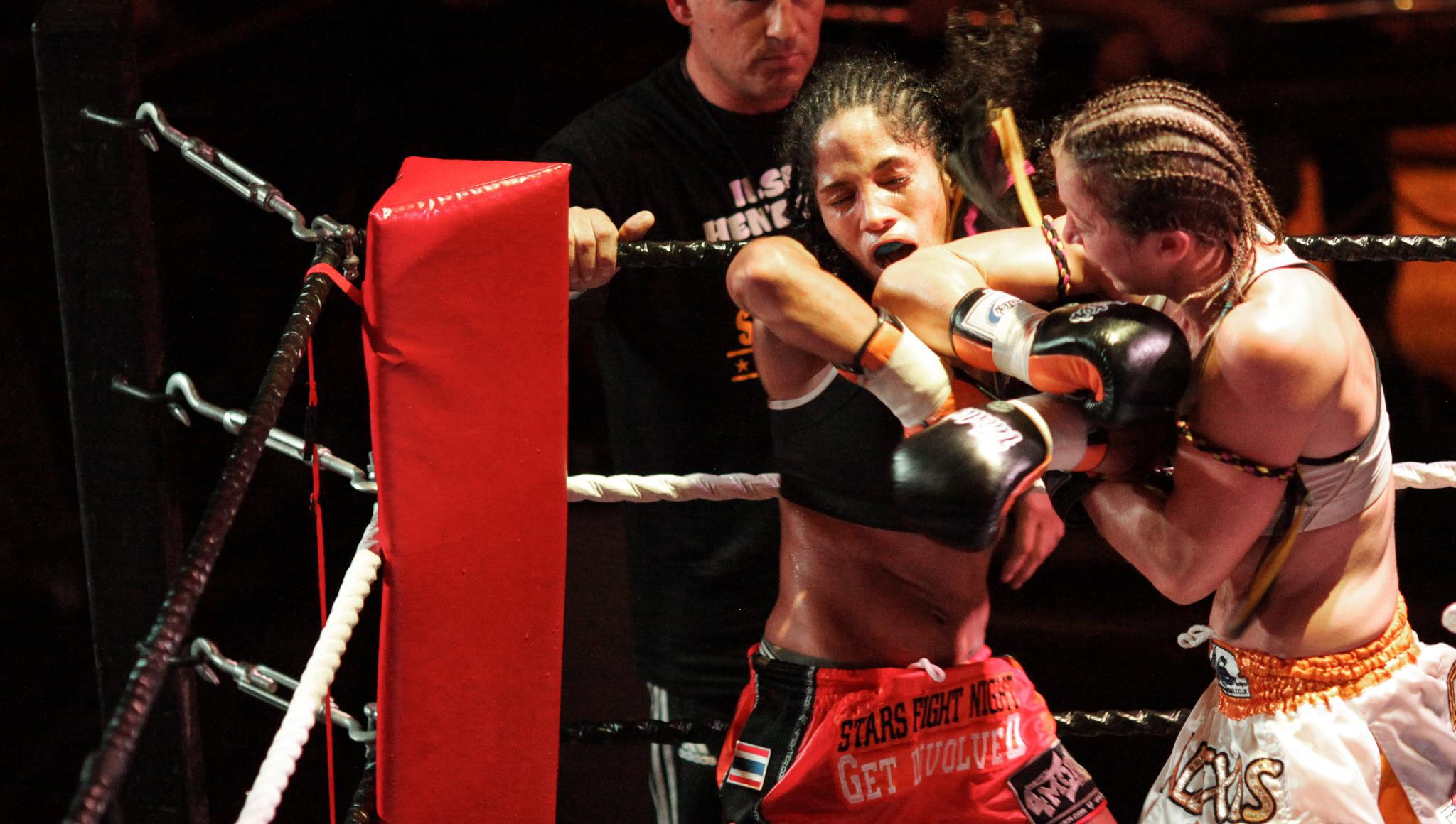 Alexis Rufus vs Ilsury Hendrikse