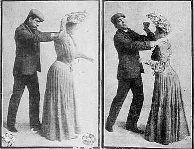 Hatpin Victorian defence