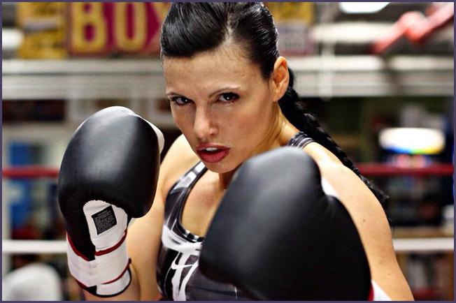 Alicia Napoleon.  Photo Credit: Nike