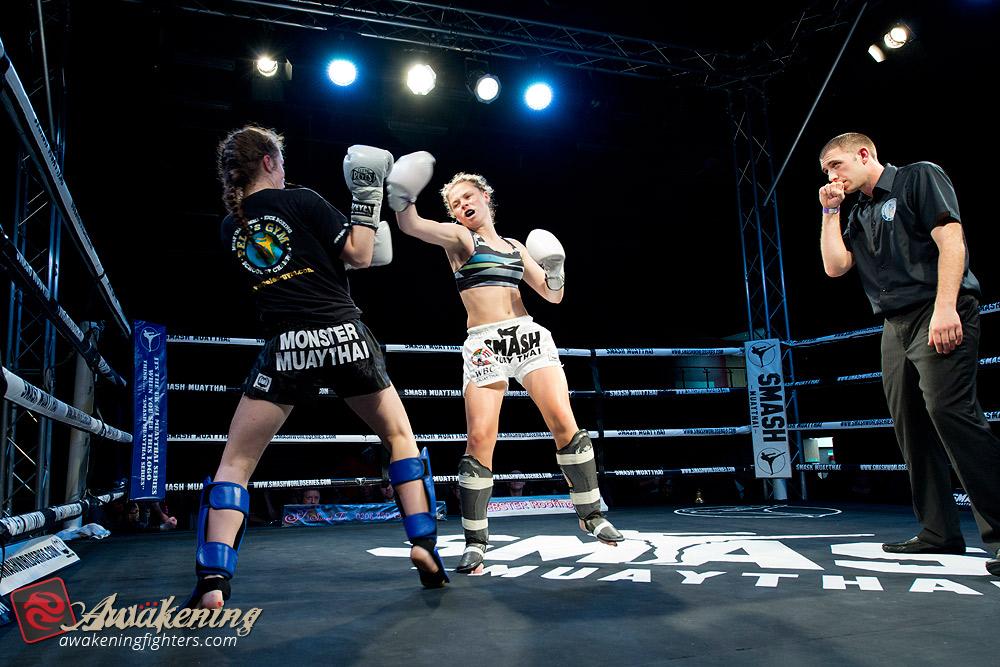 Smash 9 - Niamh Kinehan vs Amber Kitchen