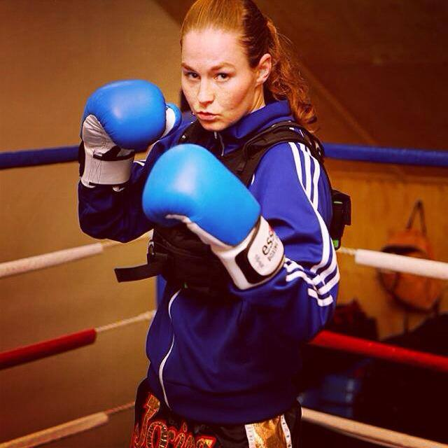 Jorina Baars Weight Vest