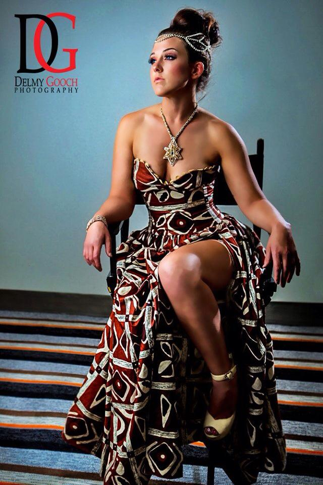 Maureen Riordon by Delmy Gooch Photography
