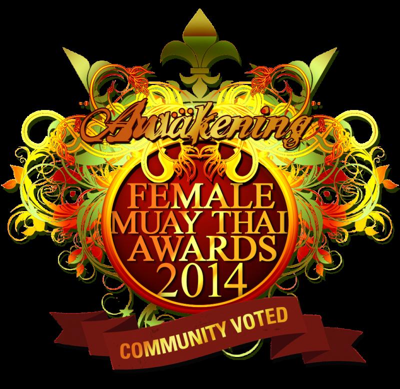 Awakening Female Muay Thai Awards 2014