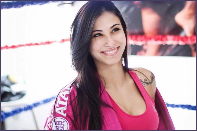Bruna Vargas MMA