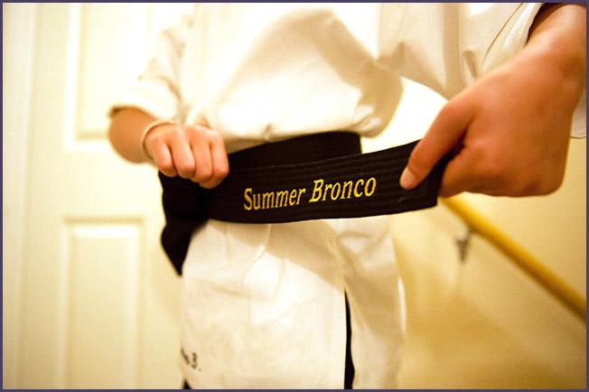 Summer Bronco