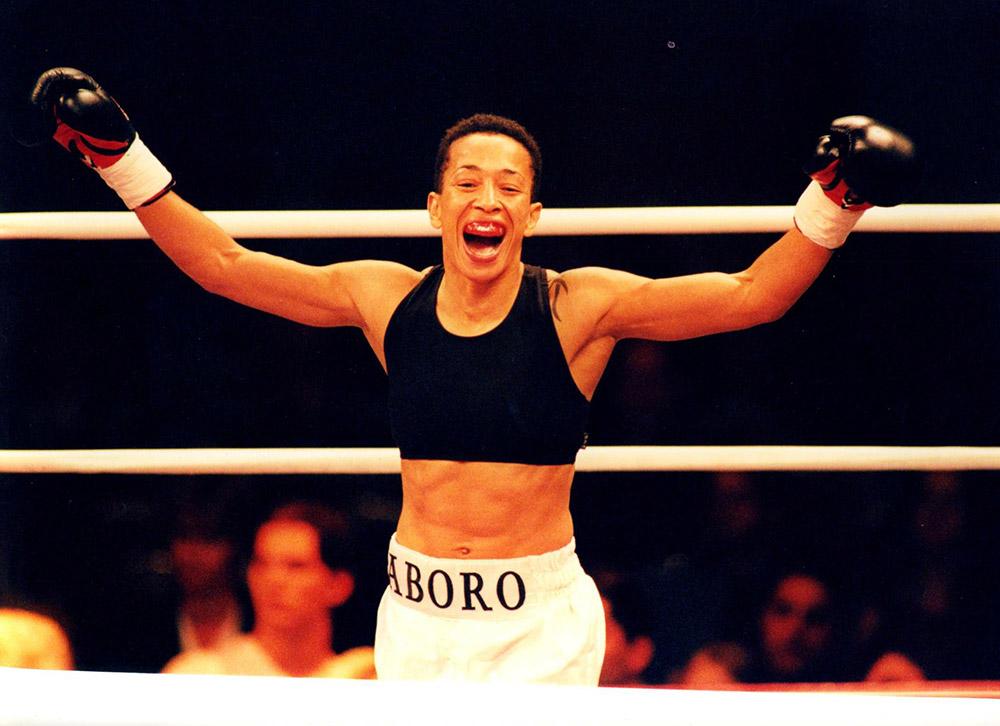 Michele Aboro in 1999