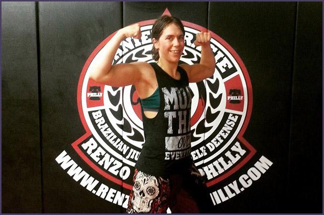 Serena DeJesus MMA