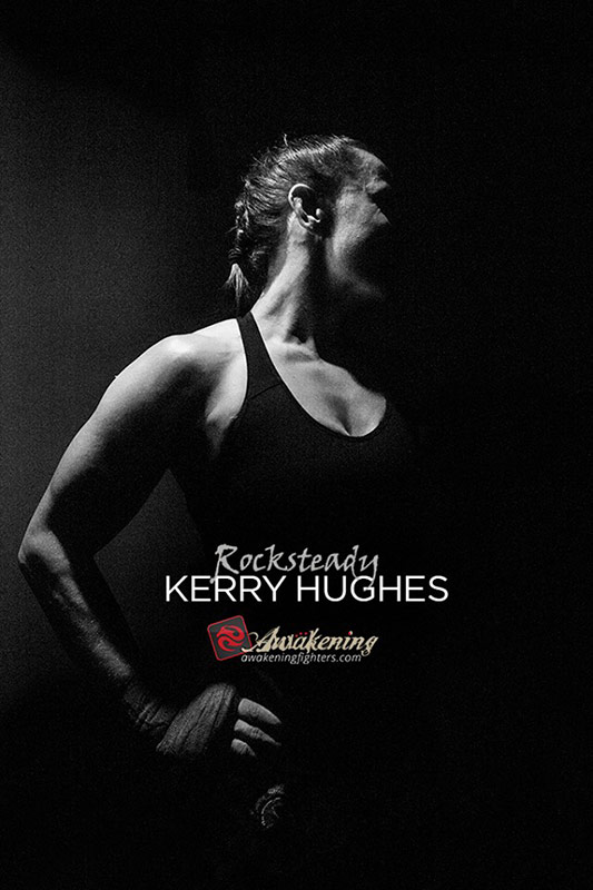 Kerry Hughes Awakening Fighters