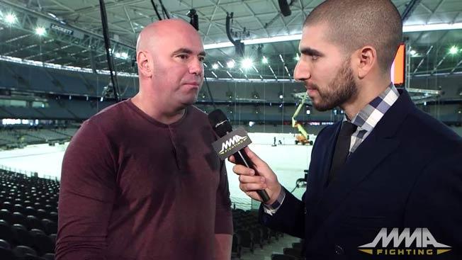 Ariel Helwani by MMA Fighting