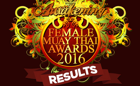 Awakening Female Muay Thai Awards 2016