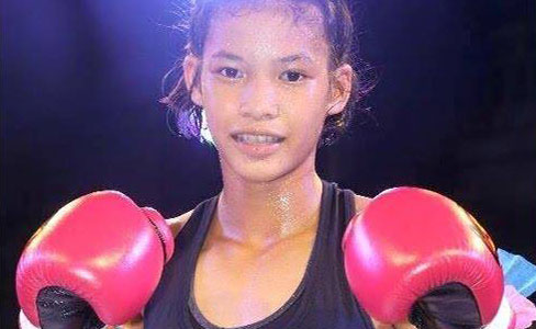 Muay Thai Female Fixtures & Results, January 2018