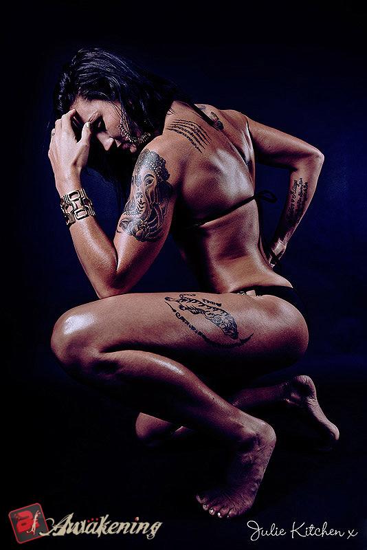 Julie Kitchen - Bikini Shoot