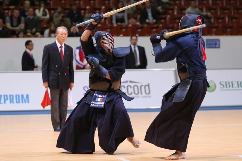 Kendo Sportaccord World Combat Games