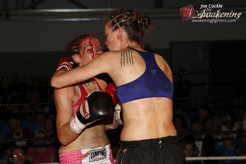 Victoria Lomax vs Lucy Payne