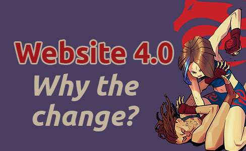 Website 4.0, why the change