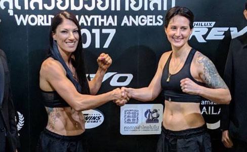 Yolanda Schmidt vs Natalie Morgan