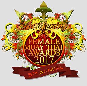 Awakening Female Muay Thai Awards 2017