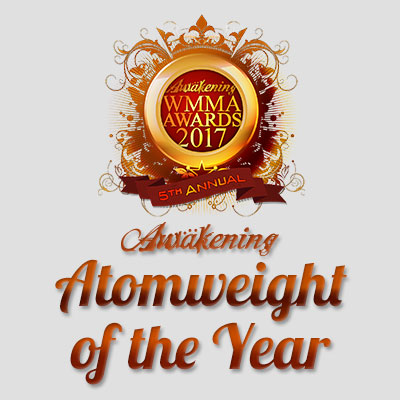 Atomweight of the Year 2017