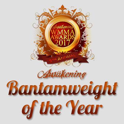 Bantamweight of the Year 2017