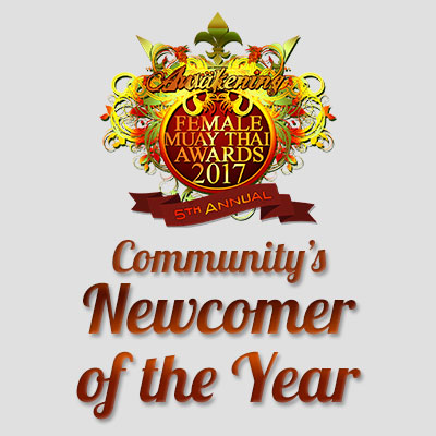 Community's Newcomer of the Year 2017