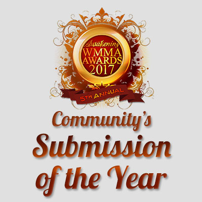 Community's Submission of the Year 2017