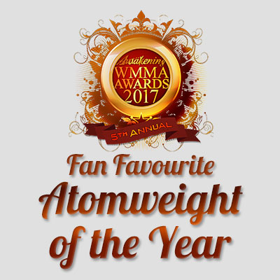 Fan Favourite Atomweight of the Year 2017
