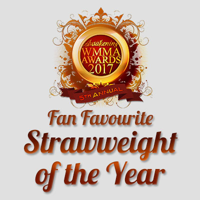 Fan Favourite Strawweight of the Year 2017