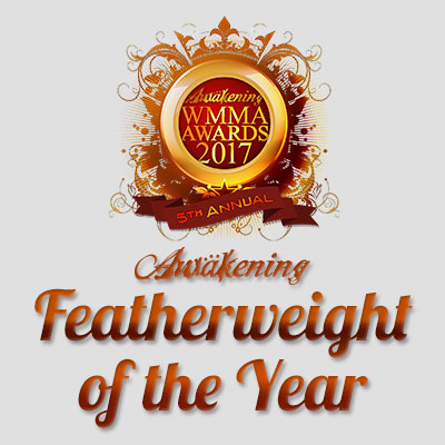 Featherweight of the Year 2017