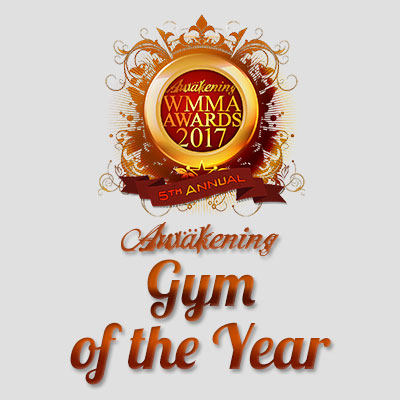 Gym of the Year 2017