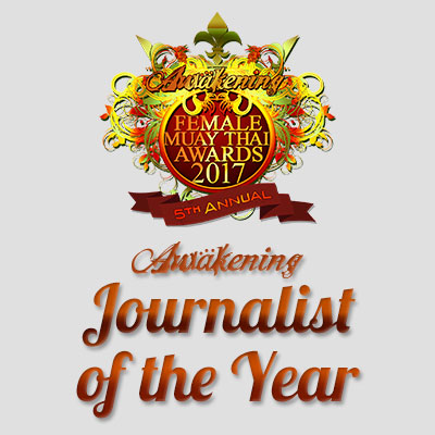 Journalist of the Year 2017