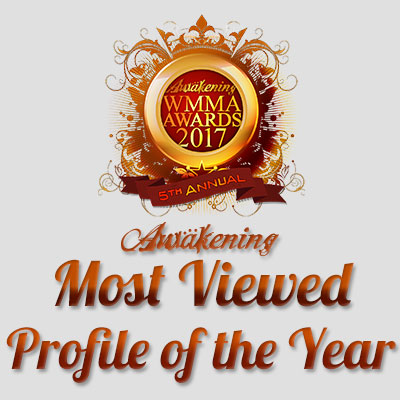 Most Viewed Profile of the Year 2017