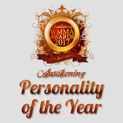 Personality of the Year 2017