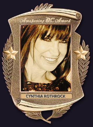 Cynthia Rothrock AOCA