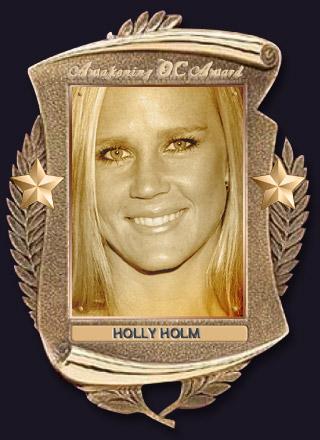 Holly Holm AOCA