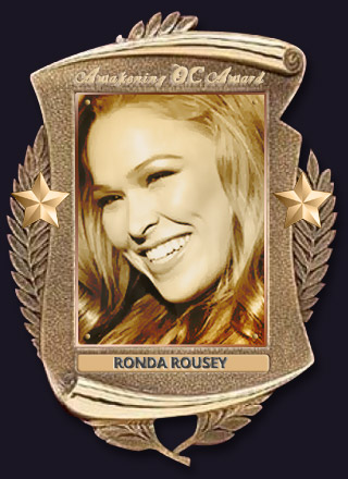 Ronda Rousey AOCA