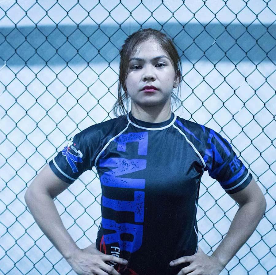 Denice Zamboanga. Photo Credit: Unknown