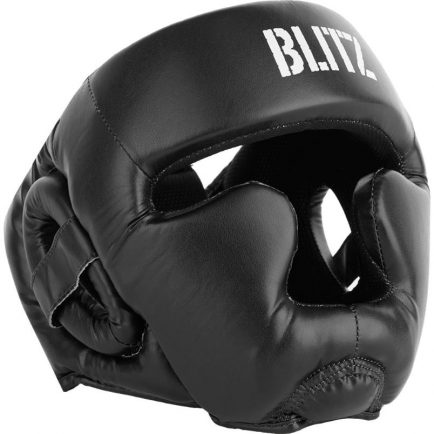 Blitz Club Full Contact Head Guard