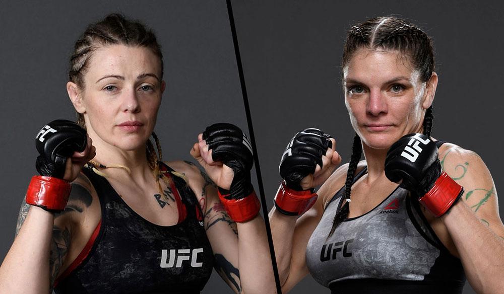 Murphy vs Calderwood UFC263