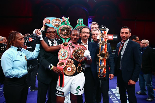Claressa Sheilds history of boxing