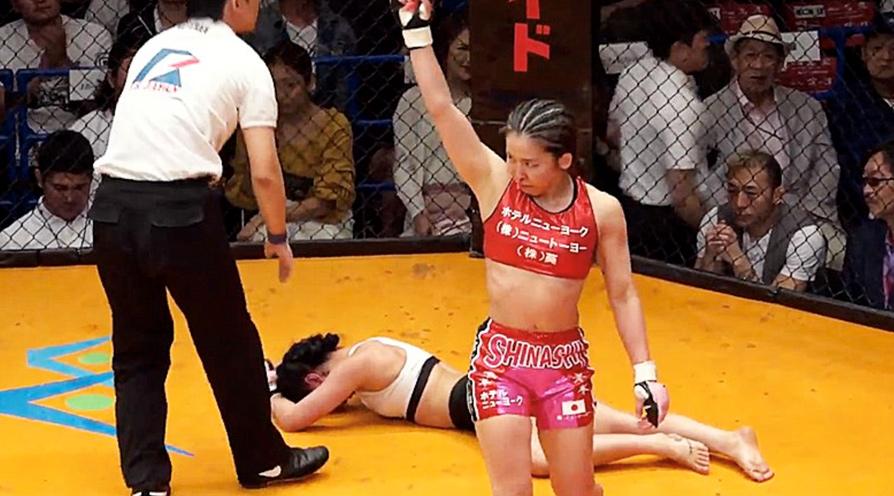 Satoko Shinashi by Lady Go!