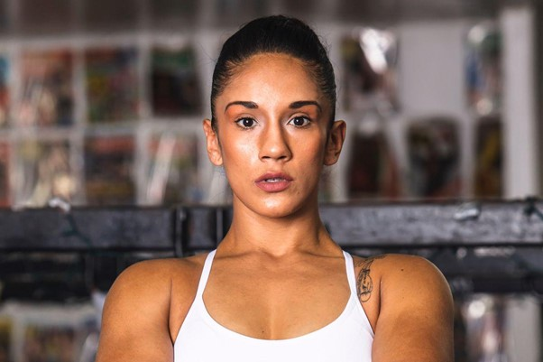 Amanda Serrano signs with Combate Americas from MMA Fighting