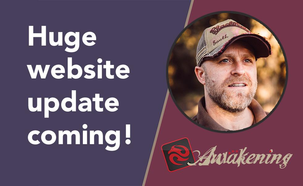 Huge update coming